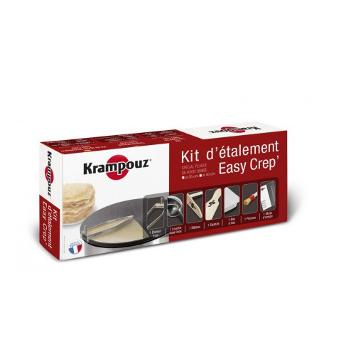 Kit para Crepes completo