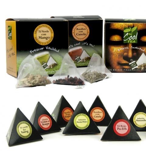 OTROS PRODUCTOS COOL TEA