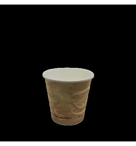 Vaso Cartón 120cc CAFÉ