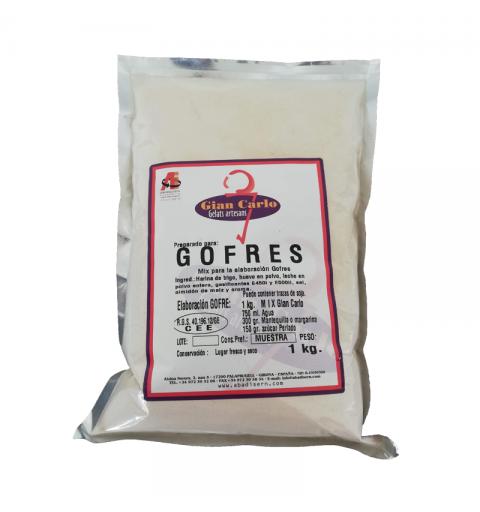 Preparado para Gofres