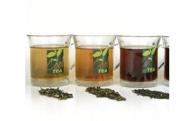 Guía rápida de los diferentes tipos de té.